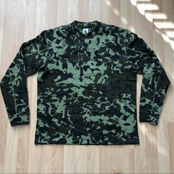 6244d1928 Nike x MMW AOP Long Sleeve Tee Legion Green. M_5c7d865d4ab633d630b7cd78